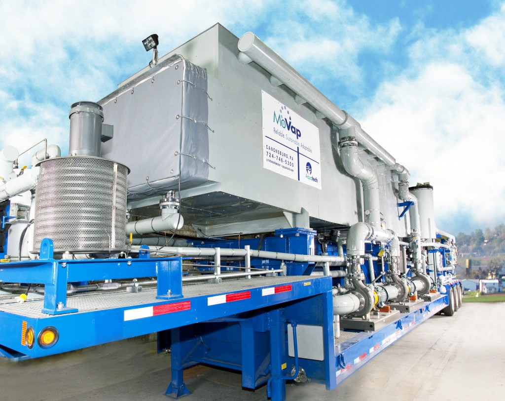 Mobile Water Treatment Technology