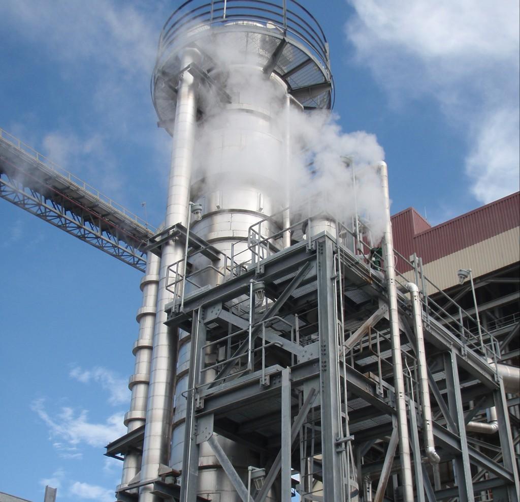 PlantPower Generation Water Treatment Plant