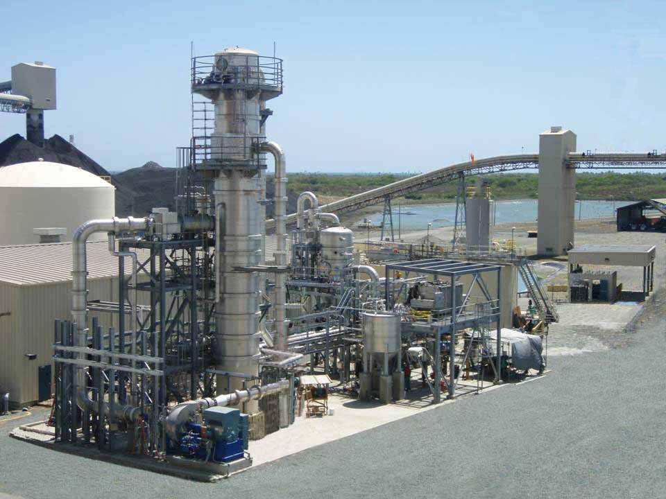 Thermal Zero Liquid Discharge Process Cleaner in Puerto Rico
