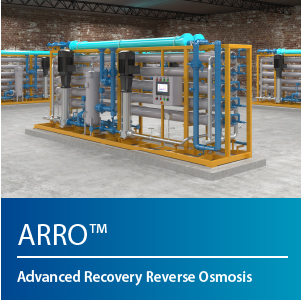 Advanced Recovery Reverse Osmosis