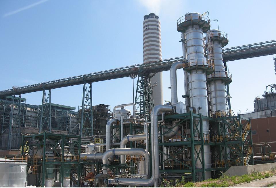 Flue Gas Desulphurization Aquatech
